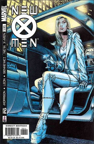 New X-Men (2001) 131-A by Marvel