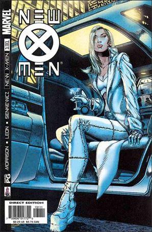 New X-Men (2001) 131-A