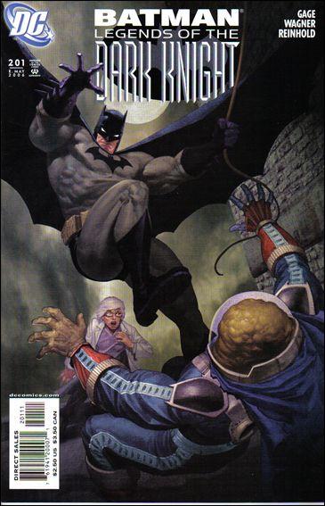 Batman: Legends of the Dark Knight 201-A by DC