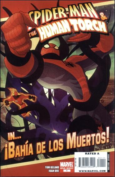 Spider-Man &amp; The Human Torch in...Bahia de los Muertos! 1-A by Marvel