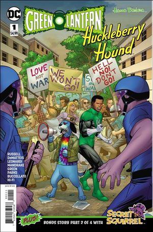 Green Lantern/Huckleberry Hound Special 1-A