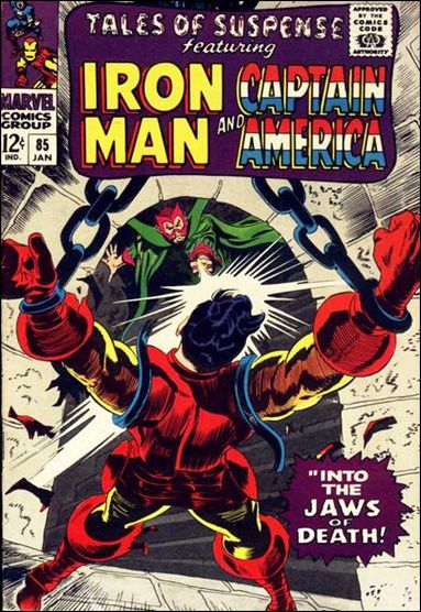Tales of Suspense (1959) 85-A by Marvel