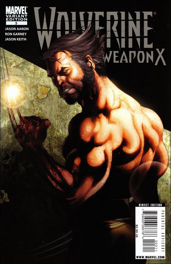 Wolverine: Weapon X 3-B by Marvel