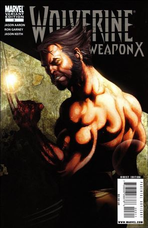 Wolverine: Weapon X 3-B