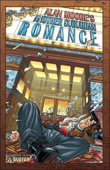 Another Suburban Romance nn-C by Avatar Press