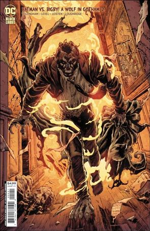 Batman vs Bigby! A Wolf in Gotham 2-B