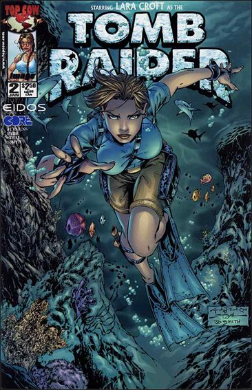 Tomb Raider: The Series 2-A by Top Cow