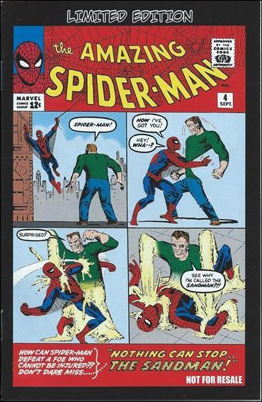 Amazing Spider-Man (1963) 4-C by Marvel
