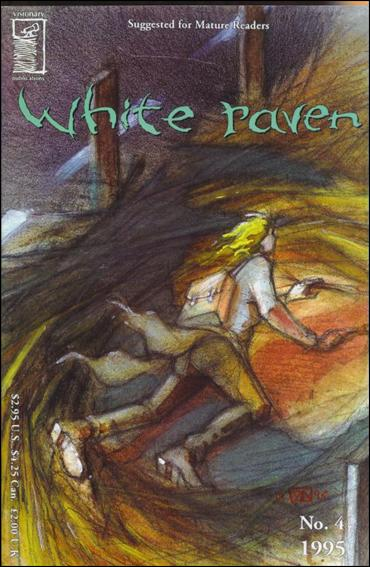White Raven 4-A by Visionary