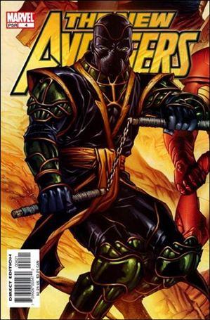 New Avengers (2005) 4-B