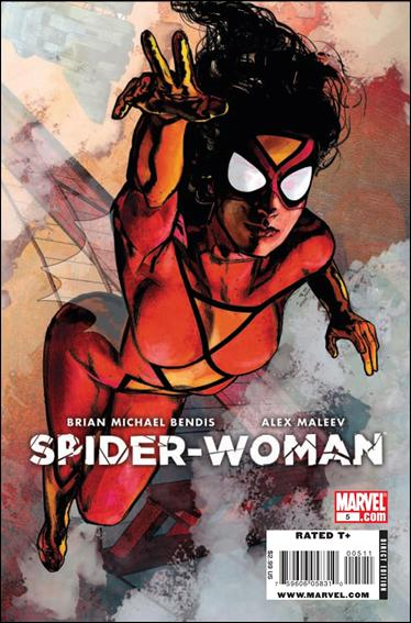 Spider-Woman (2009) 5-A by Marvel