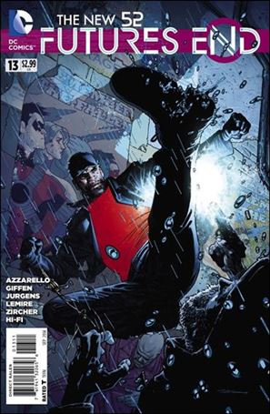New 52: Futures End  13-A