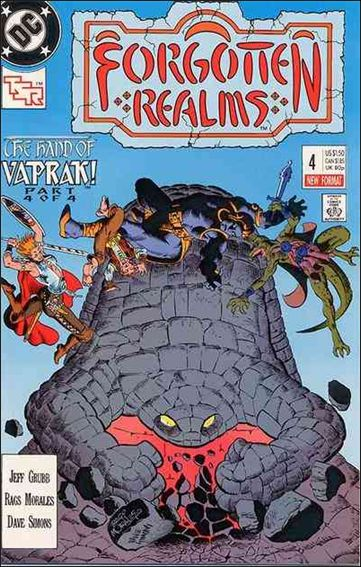 Forgotten Realms 4-A by DC