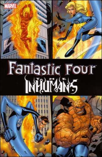 Fantastic Four / The Inhumans nn-A by Marvel
