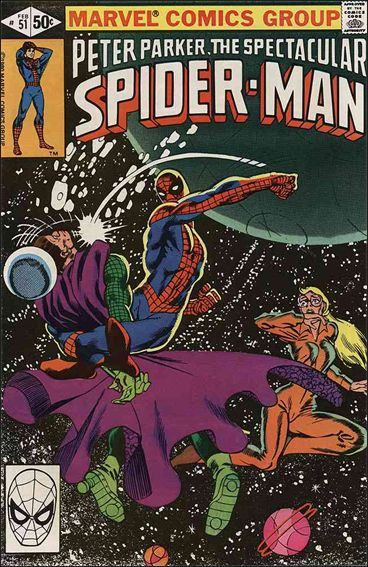 Spectacular Spider-Man (1976) 51-A by Marvel