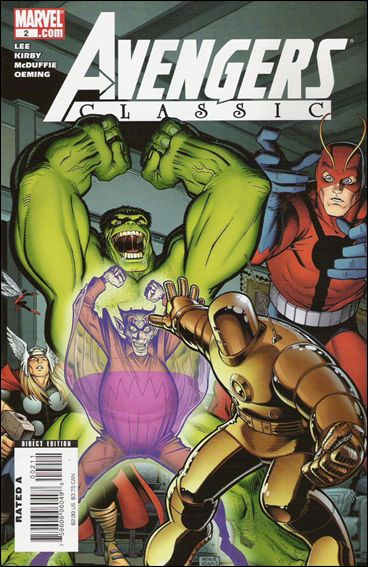 Avengers Classic 2-A by Marvel