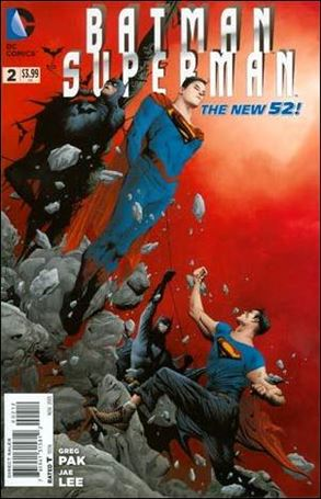 Batman/Superman 2-F