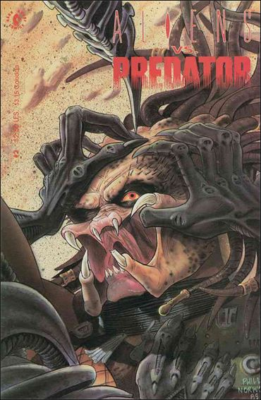 Aliens vs Predator 2-A by Dark Horse