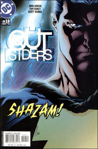 Outsiders (2003) 10-A by DC
