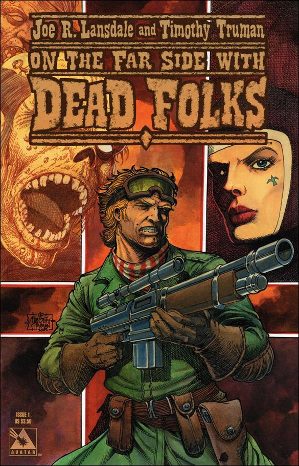 Lansdale and Truman's Dead Folks 1-A by Avatar Press