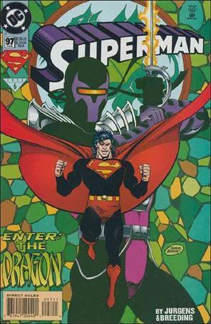 Superman (1987) 97-A