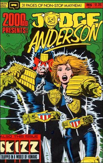 2000 A.D. Presents 6-A by Quality Comics