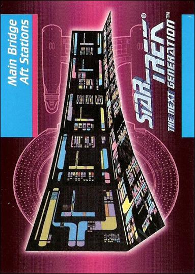 Star Trek: The Next Generation - Inaugural Edition (Base Set) 100-A by Impel