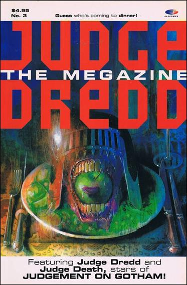 Judge Dredd Megazine (1990) 3-B by Fleetway