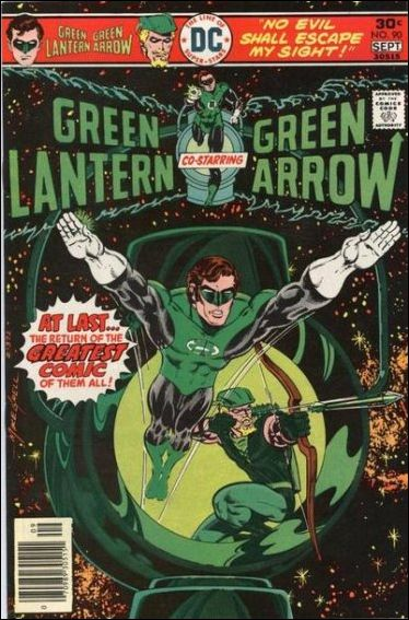 Green Lantern (1960) 90-A by DC