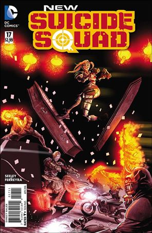 New Suicide Squad 17-A