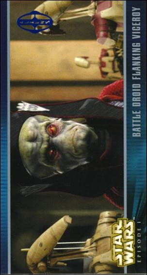 Star Wars: Episode I Widevision: Series 1 (Expansion Subset) X-30-A by Topps
