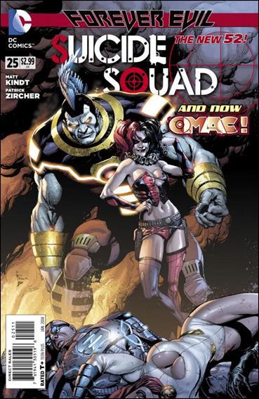 Suicide Squad (2011) 25-A by DC