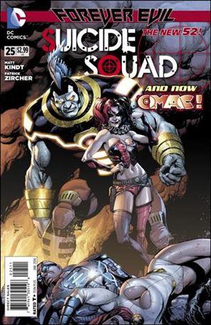 Suicide Squad (2011) 25-A