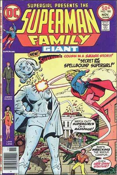 Superman Family 180-A by DC