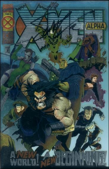 X-Men Alpha 1-D by Marvel