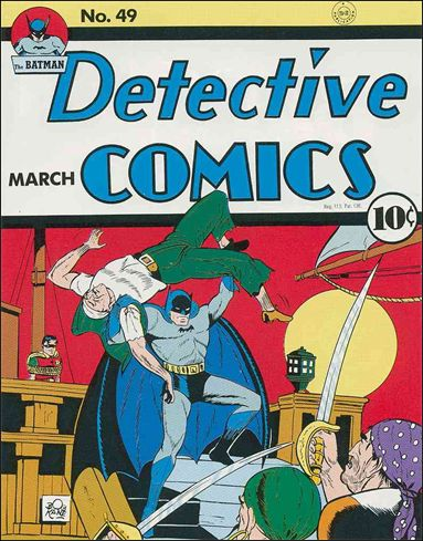 Detective Comics (1937) 49-A by DC