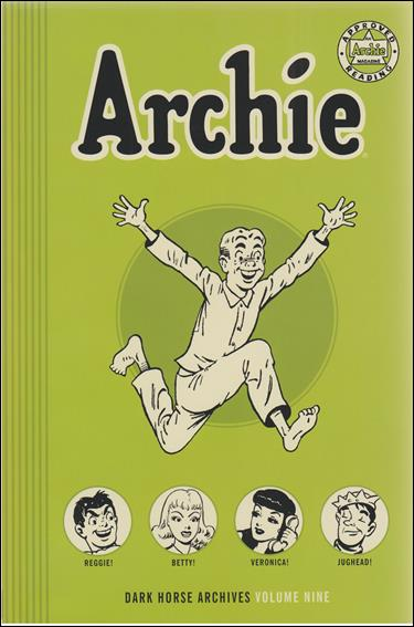 Archie Archives 9-A by Dark Horse