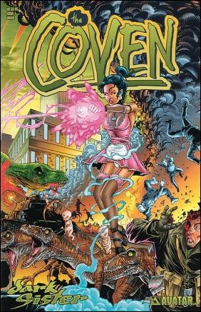 Coven: Dark Sister 1-B by Avatar Press