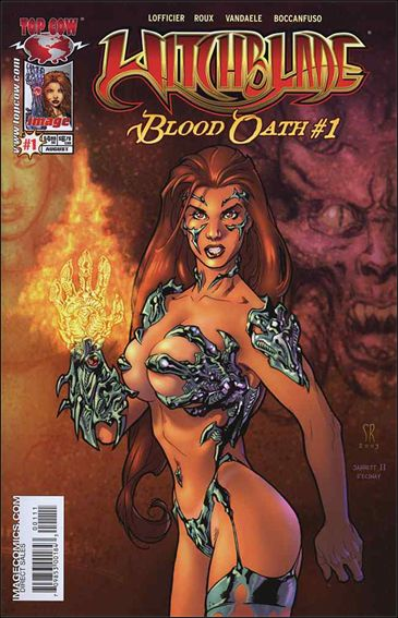 Witchblade: Blood Oath 1-A by Top Cow