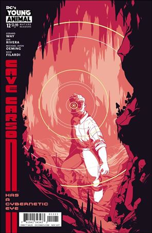 Cave Carson Has a Cybernetic Eye 12-B