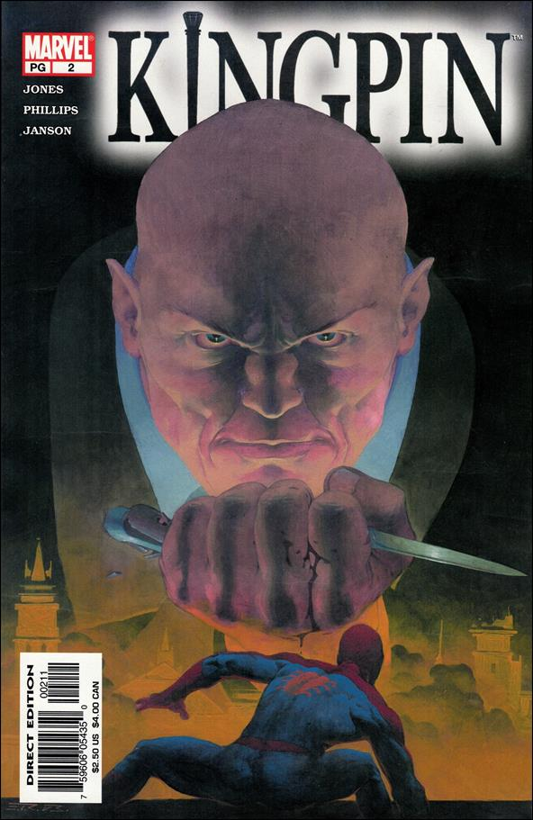 Kingpin (2003) 2-A by Marvel