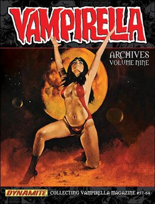 Vampirella Archives 9-A
