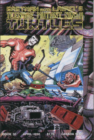Teenage Mutant Ninja Turtles (1984) 30-A by Mirage