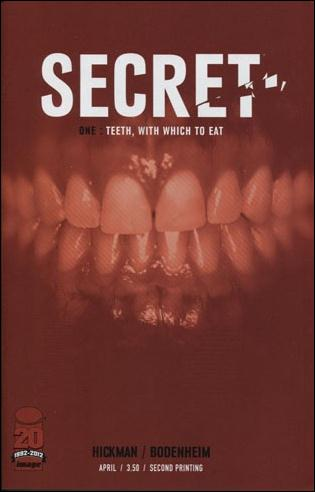 Secret (2012) 1-B by Image