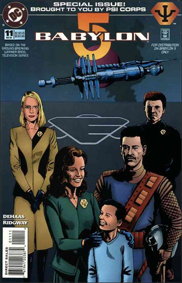 Babylon 5 11-A by DC