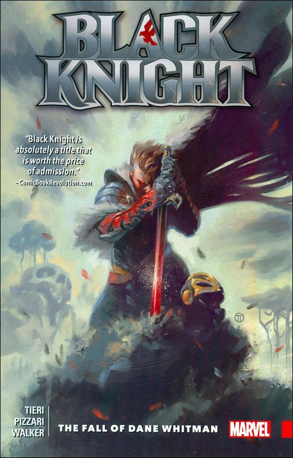 Black Knight: The Fall of Dane Whitman nn-A by Marvel