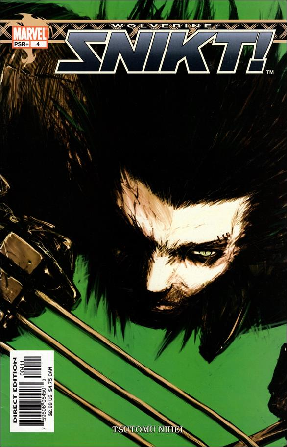 Wolverine: Snikt! 4-A by Marvel
