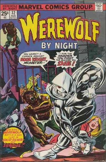 Werewolf by Night (1972) 32-A by Marvel