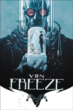 Batman: White Knight Presents Von Freeze 1-A