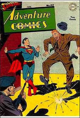 Adventure Comics (1938) 117-A by DC